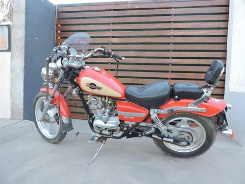Oferta..!!! Vendo Moto Guerrero Gmx 150 - Excelente!!