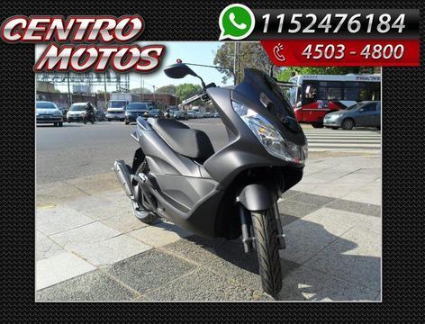 Honda Pcx 150 Nuevo C/alarm Y Cargador Celular Centro Motos