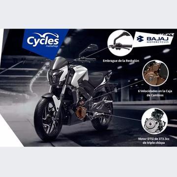 Moto Bajaj Dominar 400 Cycles Moto Shop El Mejore Precio