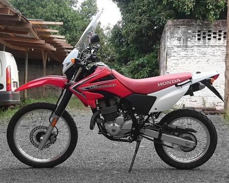 HONDA XR250 TORNADO 2016