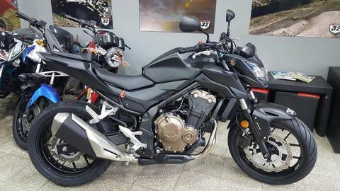 Honda CB 500 0kM