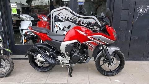 Yamaha fazer fi 150cc 2017 Usada