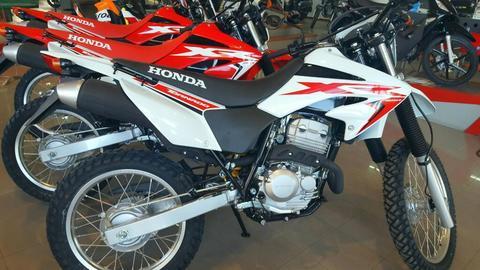 Nueva Honda Tornado Xr250