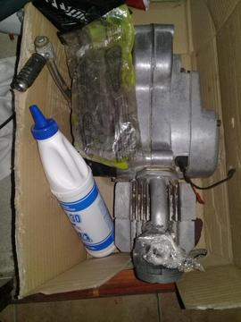 Vendo motor Juki 50cc