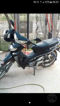 Vendo Moto Guerrero 110mod.. 2016