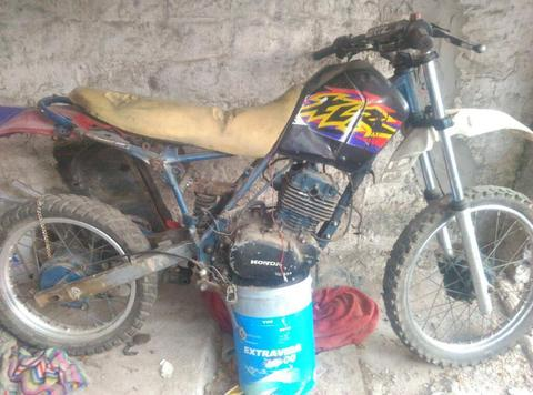 Honda Xl 250cc