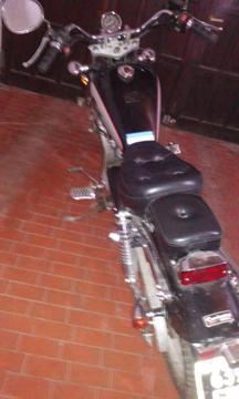 Guerrero GMX 150 Impecable