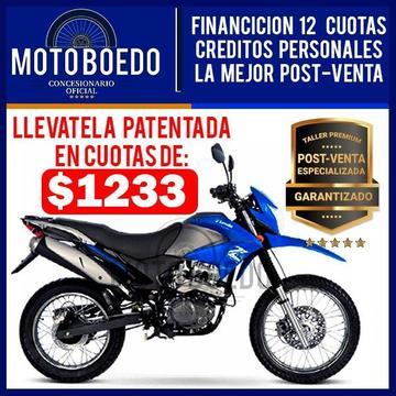 Zanella Zr 200 Ohc Oferta El Mejor Precio