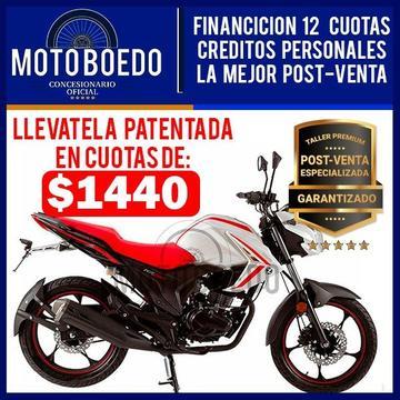 Zanella Rx 200 Next 0km Oferta El Mejor Precio