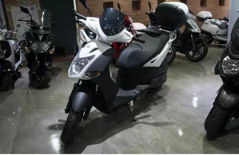 KYMCO AGILITY 200ISAUMA MOTOS