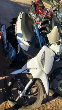 Honda Biz Full 2016