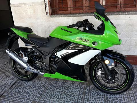 Kawasaki Ninja 250cc 6mil Km Rbo Motos