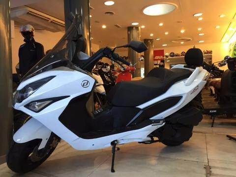 DAELIM S3 ADVANCE 250 SAUMA MOTOS