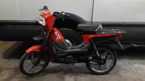 Mondial free juki cargo 50cc