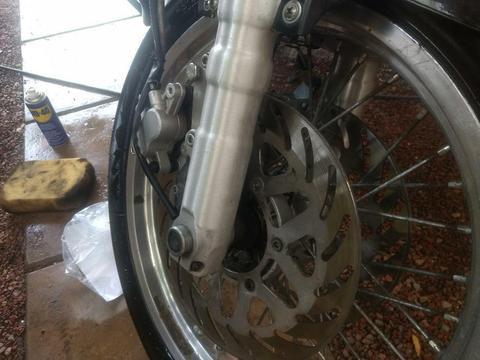 Jawa 660 Motor Miniarelli