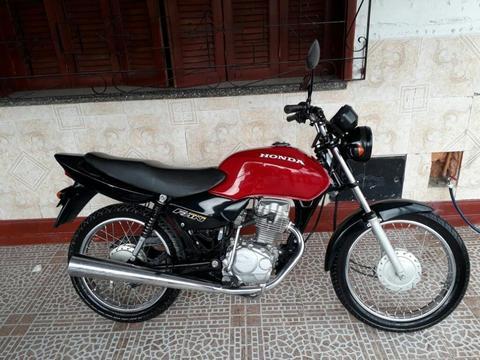 Vdo Honda Fan 125 Impecable Rbo Motos