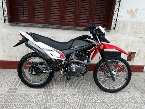 Vdo Motomel Skua 250 2018 Recibo Motos