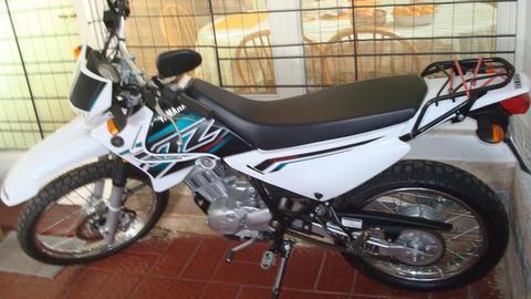 Vendo Yamaha xtz 125 nueva Mod 2018